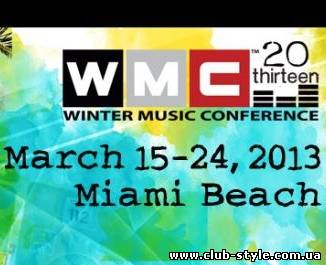 Winter Music Conference 2013