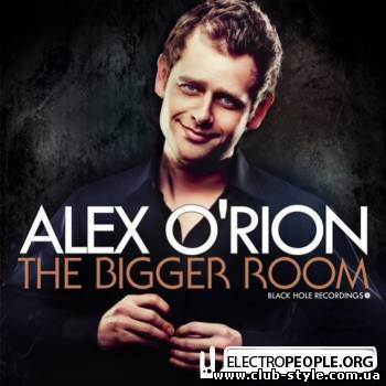 Alex O'Rion - The Bigger Room (Album)