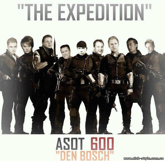 Asot 600 the expedition скачать